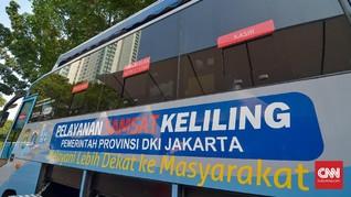 Hari Pahlawan, SIM Keliling Jakarta Tersebar di Tiga Lokasi