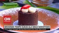 VIDEO: Brownies Tempe Kukus Ala Sisca Soewitomo
