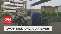 VIDEO: Rumah Tua Dikepung Apartemen Mewah