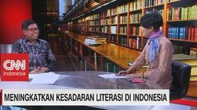 VIDEO: Meningkatkan Kesadaran Literasi di Indonesia (4/5)