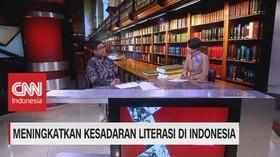 VIDEO: Meningkatkan Kesadaran Literasi di Indonesia (5/5)