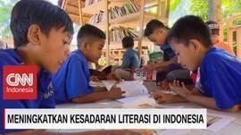VIDEO: Meningkatkan Kesadaran Literasi di Indonesia (3/5)