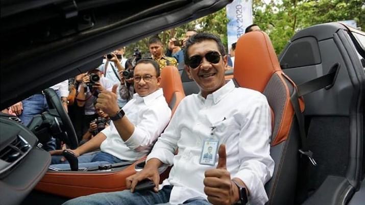 DKI Jakarta akan jadi tuan rumah E-Prix 2020.