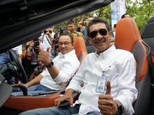 Anies & PLN Siapkan DKI Jadi Tuan Rumah Balap Mobil Listrik