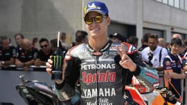 Quartararo: Kecelakaan Tidak Pengaruhi Hasil MotoGP Australia