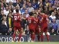 Liverpool Unggul 2-0 atas Chelsea di Babak Pertama