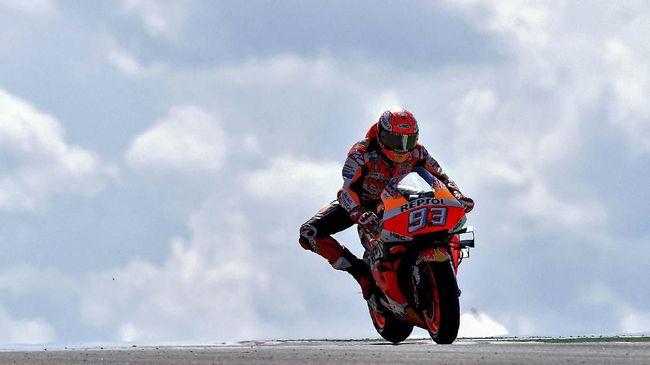 Marquez Juara Dunia MotoGP, Ibu Sering Menderita