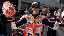 Marquez Bingung Performa Pebalap Yamaha di MotoGP Aragon