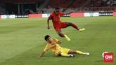 Timnas Indonesia U-16 akan berlaga di putaran final yang berlangsung di Bahrain, 16 September - 3 Oktober 2020. (CNN Indonesia/Andry Novelino)