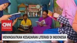VIDEO: Meningkatkan Kesadaran Literasi di Indonesia (1/5)