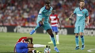 Barcelona Tak Seperti Calon Juara Liga Spanyol