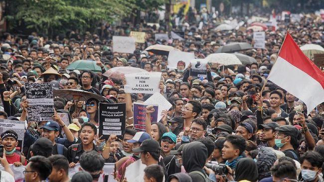 #GejayanMemanggil2 Jatuh 30 September, Massa Aksi Lebih Masif - CNN Indonesia