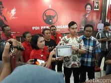 Respons Jokowi Saat Ditanya Soal Gibran Jadi Walkot Solo