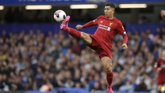 Hadapi Liverpool, Firmino Jadi Momok Arsenal
