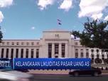 4 Hari Beruntun, The Fed Suntik Dana USD 278 M ke Pasar Uang