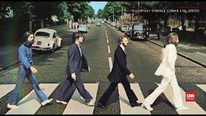 VIDEO: Perayaan 50 Tahun Album 'Abbey Road' The Beatles