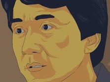 Ini Sumber Harta Kekayaan Jackie Chan Rp 5,6 Triliun