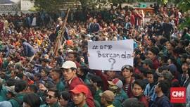 64 Mahasiswa Bandung Dibebaskan, 4 Ditahan karena Narkoba