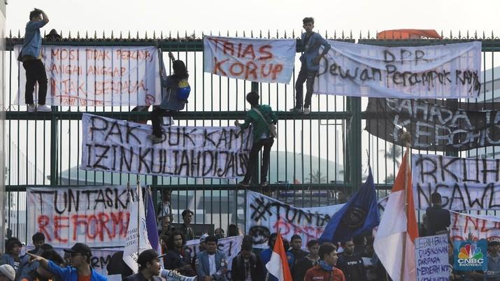 Sederet Pasal Kontroversial RUU KUHP yang Sebabkan Demo Besar