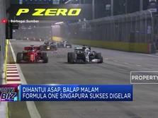 Sebastian Vettel Jawara F1 Singapura