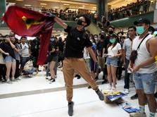 Anak Berusia 13 Tahun Ditangkap Karena Protes di Hong Kong