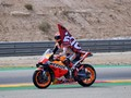 FOTO: Marquez Bikin MotoGP Aragon Membosankan