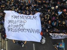 Demo Mahasiswa dari Sabang Sampai Merauke, Apa Kata Jokowi?