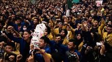 Polisi Tak Terbitkan STTP Demo Hingga Jokowi Dilantik