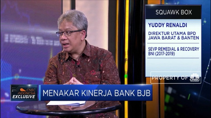 Incar Kenaikan Fee Based Income, Ini Strategi BJB di Digital