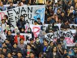 Danai Ratusan Juta, Ini 'Bohir' Demo Mahasiswa ke DPR