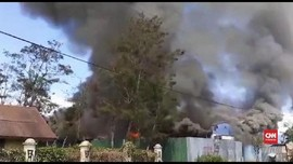 VIDEO: Isu Komentar Rasial Diduga Picu Rusuh di Wamena