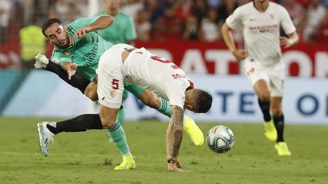 Hasil Liga Spanyol: Real Madrid Kalahkan Sevilla 1-0