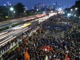 Mahasiswa Tinggalkan DPR, Bersiap untuk Aksi yang Lebih Besar