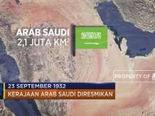 Sejarah Berdirinya Kerajaan Arab Saudi