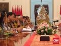 Jokowi Minta DPR Tunda Pengesahan 4 RUU yang Picu Polemik