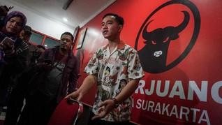 Putra Jokowi Gibran Rakabuming Temui Megawati Siang Ini