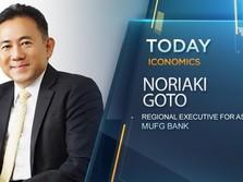 ICONOMICS! Taji Bisnis MUFG Bank di Asia
