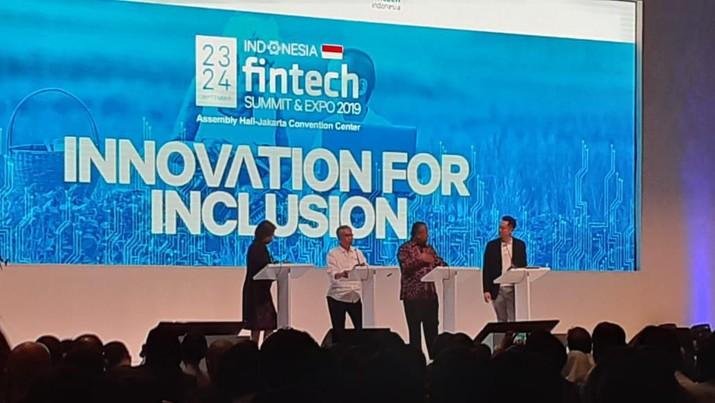 Sri Mulyani Janji Pajaki Perusahaan Fintech Secara Adil