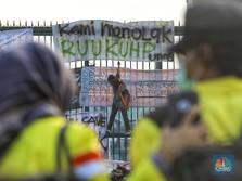 Media Asing Soroti Larangan Seks di RUU KUHP