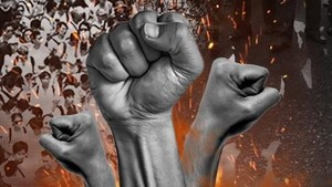 Gelombang Protes Mahasiswa