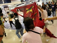 Pendemo Hong Kong vs Pemerintah, Adu Iklan Buat Tarik Simpati
