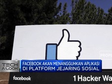 Facebook Tangguhkan Puluhan Ribu Platform Aplikasi