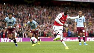 Hasil Lengkap Liga Europa: Arsenal Menang, Lazio Tumbang