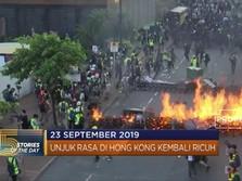 4 Bulan Unjuk Rasa Di Hong Kong