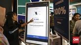 Fintech juga diharapkan mampu meningkatkan kualitas perlindungan konsumen. (CNNIndonesia/Safir Makki).