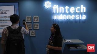 Salip Bank, Pinjaman Online Serap Ratusan Ribu Tenaker