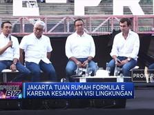 Tahun 2020, Jakarta Resmi Jadi Tuan Rumah Formula E