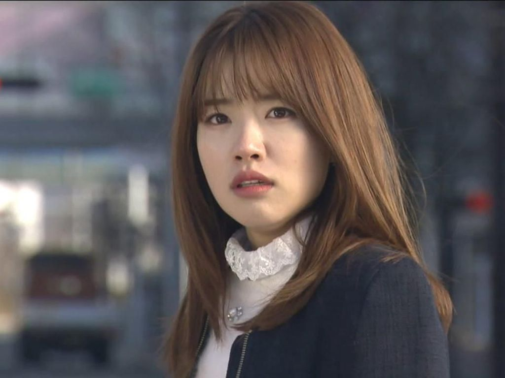 Person Who Gives Happiness Eps.2, Eun Hee dan Eun Ah Berpisah