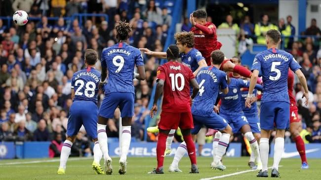 FOTO: Rekap Hasil Liga Inggris Pekan Keenam