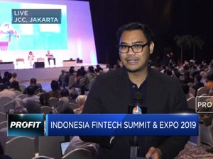 Indonesia FinTech Summit and Expo 2019 Resmi Digelar